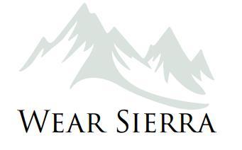 Wear Sierra